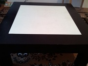 Продам столик журнальный деревяный 80х80х30 см. Производства Фандок.